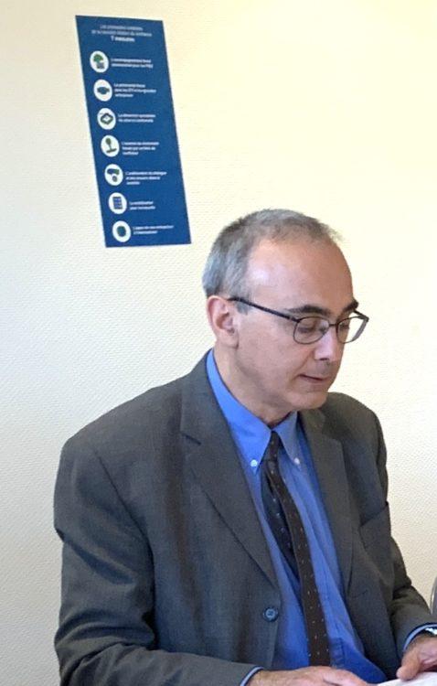 Étienne EFFA, DDFIP de la Marne